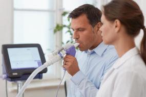 Gabinet Spirometrii